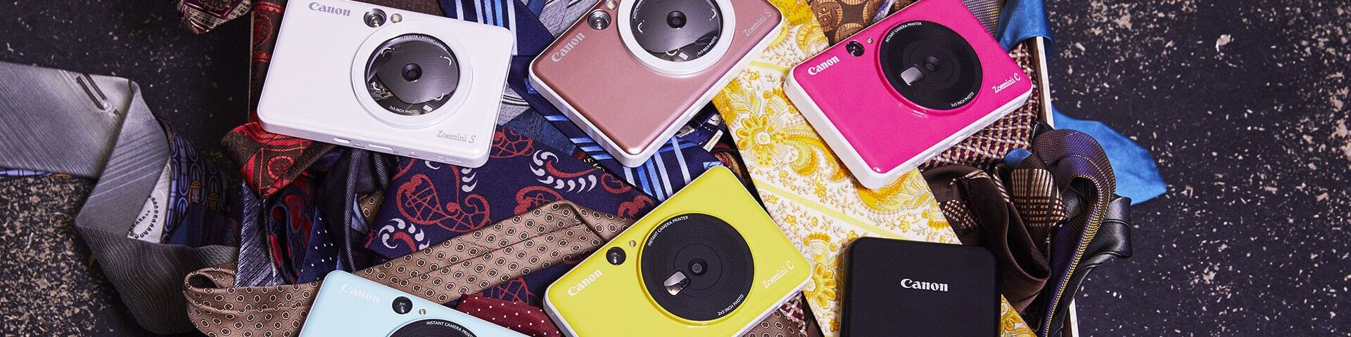 Instant Cameras and Pocket Printers
